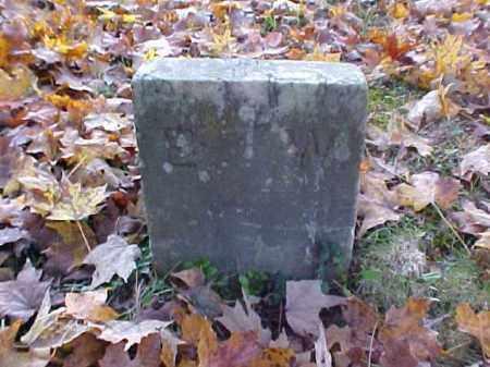 WILLIAMS, E. W. - Meigs County, Ohio   E. W. WILLIAMS - Ohio Gravestone Photos