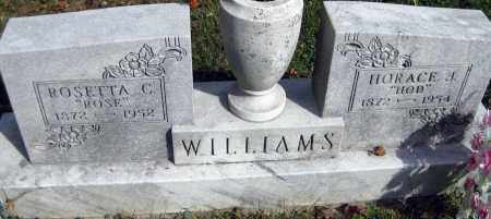 "CHANEY WILLIAMS, ROSETTA C ""ROSE"" - Meigs County, Ohio 