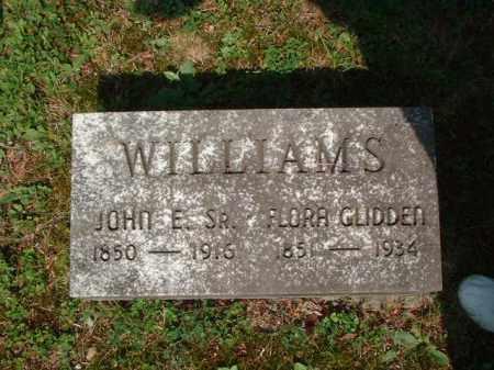 GLIDDEN WILLIAMS, FLORA - Meigs County, Ohio | FLORA GLIDDEN WILLIAMS - Ohio Gravestone Photos