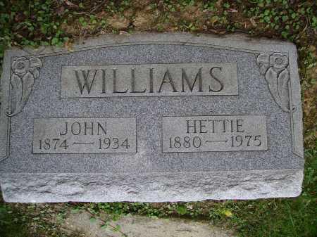 WILLIAMS, JOHN - Meigs County, Ohio | JOHN WILLIAMS - Ohio Gravestone Photos
