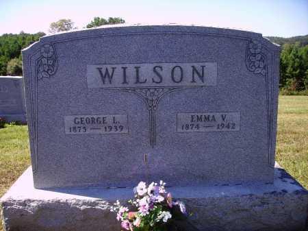 WILSON, GEORGE L. - Meigs County, Ohio | GEORGE L. WILSON - Ohio Gravestone Photos