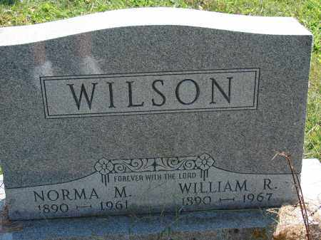 ALKIRE WILSON, NORMA MABEL - Meigs County, Ohio   NORMA MABEL ALKIRE WILSON - Ohio Gravestone Photos