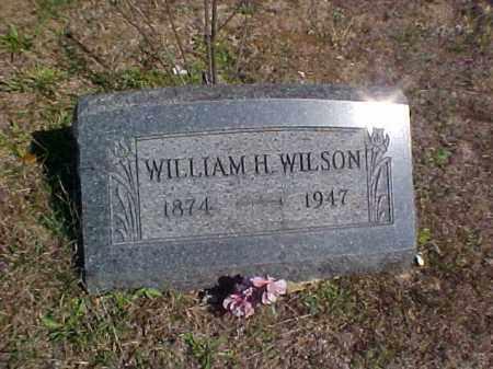 WILSON, WILLIAM H. - Meigs County, Ohio | WILLIAM H. WILSON - Ohio Gravestone Photos