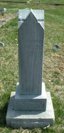 WINN, WILLIAM M. - Meigs County, Ohio   WILLIAM M. WINN - Ohio Gravestone Photos