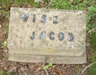 WISE, JACOB - Meigs County, Ohio | JACOB WISE - Ohio Gravestone Photos