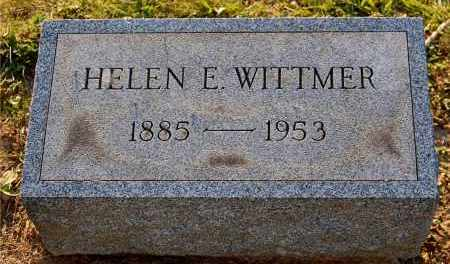 BEARHS WITTMER, HELEN E - Meigs County, Ohio | HELEN E BEARHS WITTMER - Ohio Gravestone Photos