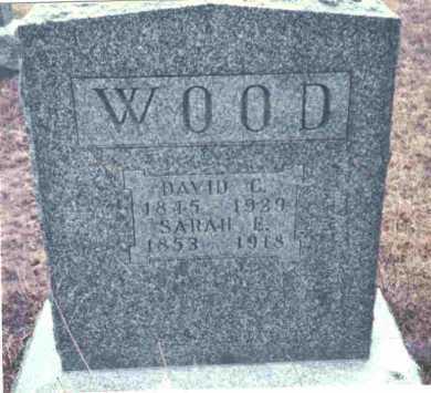FOLEY WOOD, SARAH E. - Meigs County, Ohio | SARAH E. FOLEY WOOD - Ohio Gravestone Photos