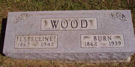 "WOOD, ""BURN"" IRA LIGHTBURN - Meigs County, Ohio | ""BURN"" IRA LIGHTBURN WOOD - Ohio Gravestone Photos"