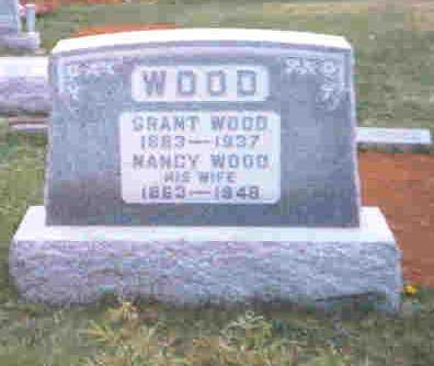 WOOD, NANCY - Meigs County, Ohio | NANCY WOOD - Ohio Gravestone Photos