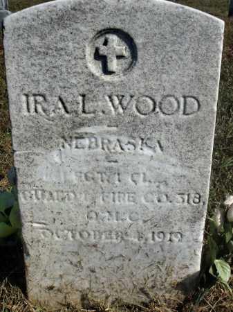 WOOD, IRA L. - CLOSE VIEW - Meigs County, Ohio   IRA L. - CLOSE VIEW WOOD - Ohio Gravestone Photos