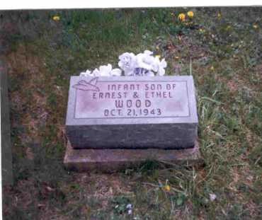 WOOD, INFANT SON - Meigs County, Ohio   INFANT SON WOOD - Ohio Gravestone Photos
