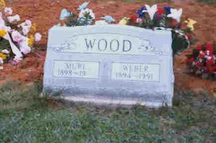 WOOD, MURL - Meigs County, Ohio | MURL WOOD - Ohio Gravestone Photos