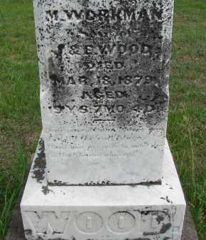 WOOD, M. WORKMAN - Meigs County, Ohio   M. WORKMAN WOOD - Ohio Gravestone Photos