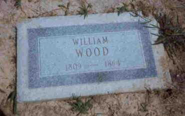 WOOD, WILLIAM - Meigs County, Ohio   WILLIAM WOOD - Ohio Gravestone Photos