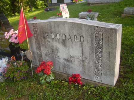 BRALEY WOODARD, MARJORIE IONE - Meigs County, Ohio | MARJORIE IONE BRALEY WOODARD - Ohio Gravestone Photos