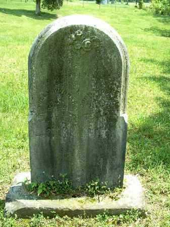 WOODARD, POLLY - Meigs County, Ohio   POLLY WOODARD - Ohio Gravestone Photos