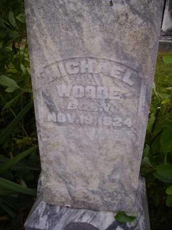 WOODE, MICHAEL - Meigs County, Ohio | MICHAEL WOODE - Ohio Gravestone Photos