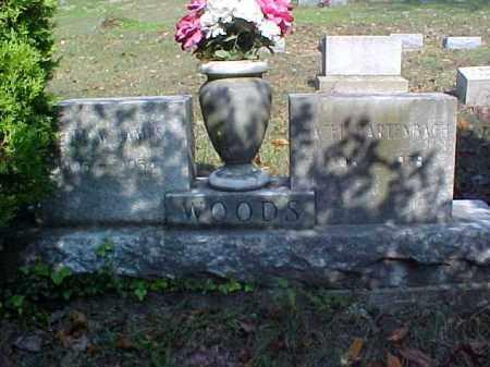 WOODS, MONUMENT - Meigs County, Ohio   MONUMENT WOODS - Ohio Gravestone Photos