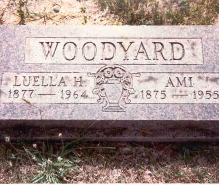 WOODYARD, AMI - Meigs County, Ohio | AMI WOODYARD - Ohio Gravestone Photos