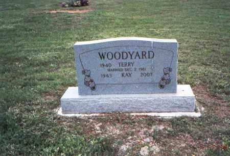 BAILEY WOODYARD, KAY - Meigs County, Ohio | KAY BAILEY WOODYARD - Ohio Gravestone Photos