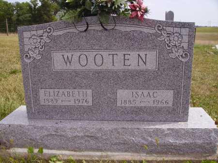 WOOTEN, ISAAC - Meigs County, Ohio | ISAAC WOOTEN - Ohio Gravestone Photos