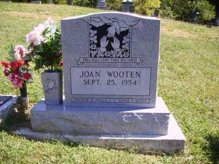 WOOTEN, JOAN - Meigs County, Ohio | JOAN WOOTEN - Ohio Gravestone Photos
