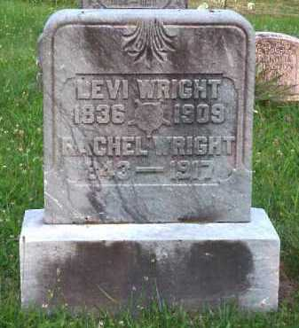 WRIGHT, RACHEL - Meigs County, Ohio | RACHEL WRIGHT - Ohio Gravestone Photos