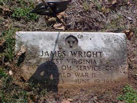 WRIGTH, JAMES - Meigs County, Ohio   JAMES WRIGTH - Ohio Gravestone Photos