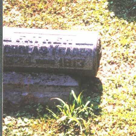 YEAGER, NICHOLAS - Meigs County, Ohio | NICHOLAS YEAGER - Ohio Gravestone Photos