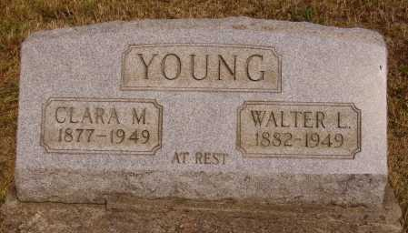 YOUNG, WALTER L. - Meigs County, Ohio | WALTER L. YOUNG - Ohio Gravestone Photos