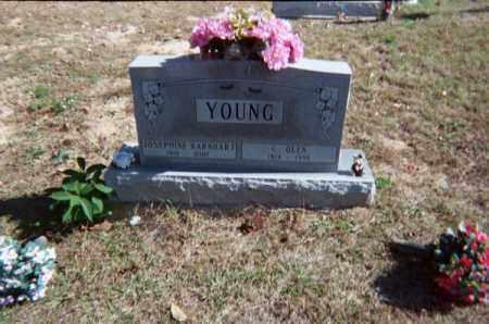 YOUNG, JOSEPHINE OPAL - Meigs County, Ohio | JOSEPHINE OPAL YOUNG - Ohio Gravestone Photos
