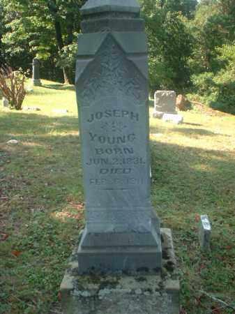 YOUNG, JOSEPH - Meigs County, Ohio   JOSEPH YOUNG - Ohio Gravestone Photos