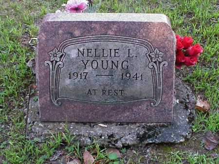 YOUNG, NELLIE - Meigs County, Ohio | NELLIE YOUNG - Ohio Gravestone Photos