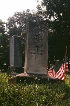 YOUNG, PETER - Meigs County, Ohio | PETER YOUNG - Ohio Gravestone Photos