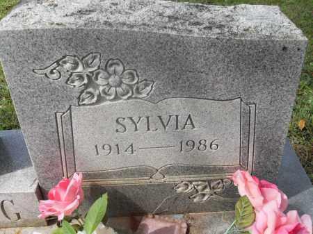 ZWILLING, SYLVIA - Meigs County, Ohio | SYLVIA ZWILLING - Ohio Gravestone Photos