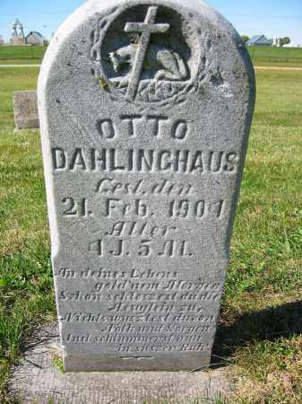 DAHLINGHAUS, OTTO - Mercer County, Ohio   OTTO DAHLINGHAUS - Ohio Gravestone Photos