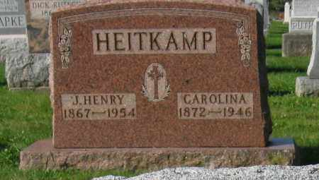 HEITKAMP, J. HENRY - Mercer County, Ohio | J. HENRY HEITKAMP - Ohio Gravestone Photos