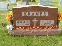 KREMER, RUTH M - Mercer County, Ohio   RUTH M KREMER - Ohio Gravestone Photos