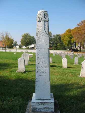 MESCHER, BERNARD - Mercer County, Ohio | BERNARD MESCHER - Ohio Gravestone Photos