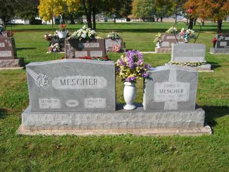 MESCHER, VIOLA M - Mercer County, Ohio | VIOLA M MESCHER - Ohio Gravestone Photos