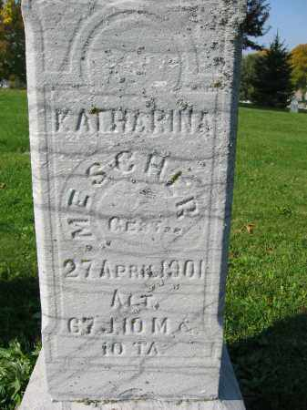 MESCHER, KATHARINA - Mercer County, Ohio | KATHARINA MESCHER - Ohio Gravestone Photos