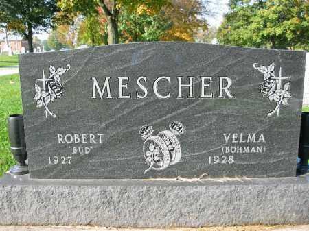 MESCHER, VELMA - Mercer County, Ohio | VELMA MESCHER - Ohio Gravestone Photos