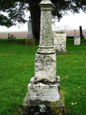 REED NEWCOMB, HARRIET - Mercer County, Ohio | HARRIET REED NEWCOMB - Ohio Gravestone Photos