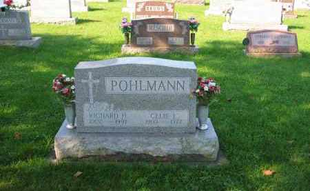 POHLMANN, CELIE L. - Mercer County, Ohio | CELIE L. POHLMANN - Ohio Gravestone Photos