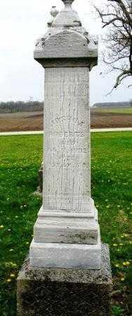 ROBERTS, JOSHUA - Mercer County, Ohio   JOSHUA ROBERTS - Ohio Gravestone Photos