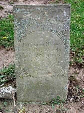 ROEBUCK, BENJAMIN - Mercer County, Ohio   BENJAMIN ROEBUCK - Ohio Gravestone Photos