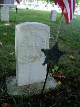 CHRISTY, DAVID - Miami County, Ohio | DAVID CHRISTY - Ohio Gravestone Photos