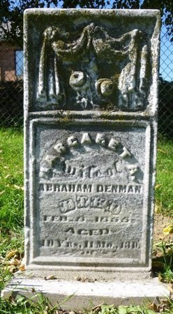 DENMAN, MARGARET A - Miami County, Ohio | MARGARET A DENMAN - Ohio Gravestone Photos