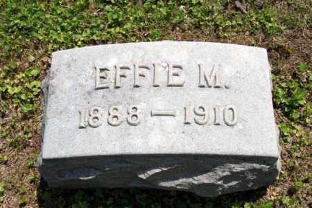 DILBONE, EFFIE M. - Miami County, Ohio | EFFIE M. DILBONE - Ohio Gravestone Photos