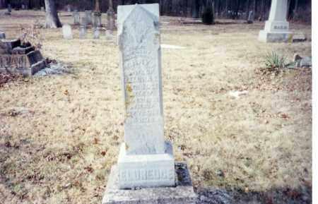 ELDREDGE, MARY FRANCES - Miami County, Ohio   MARY FRANCES ELDREDGE - Ohio Gravestone Photos